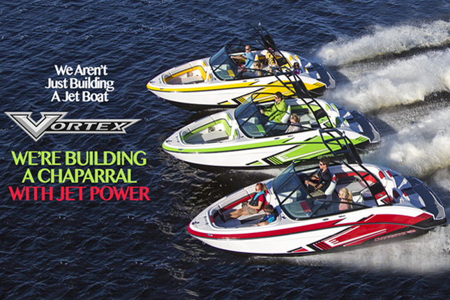 Chaparral Vortex  Boats At Dealer's Choice Marine Orlando Florida