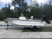 Pre-Owned 2007 Boston Whaler 150 Montauk Power Boat for sale