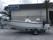 The Hull on this boat is clean and blemish free. Great starter boat or fishing vessel.