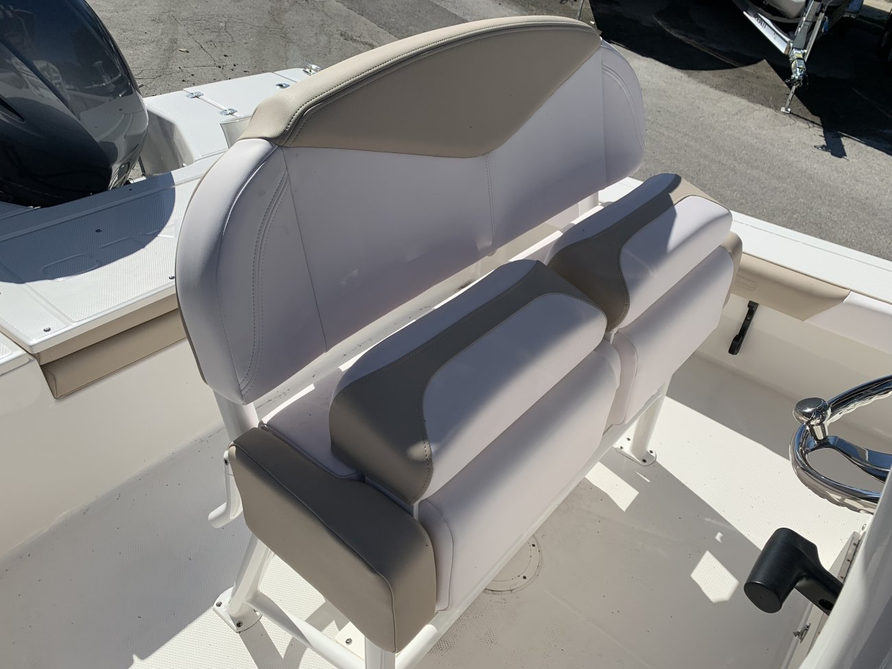 A 226 Cayman Bay Boat is a Power and could be classed as a Bass Boat, Bay Boat, Center Console, Fish and Ski, Freshwater Fishing, High Performance, Saltwater Fishing, Runabout,  or, just an overall Great Boat!