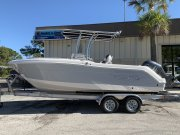 New 2019 Robalo R222Explorer in Alloy Grey