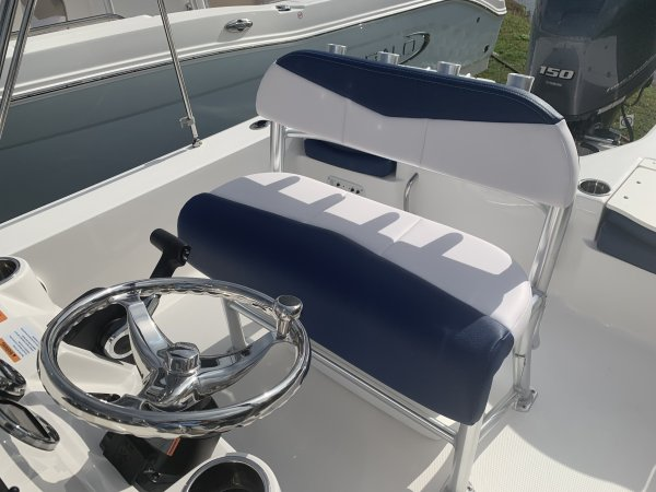 A 206 S Cayman Bay Boat is a Power and could be classed as a Bay Boat, Center Console, Flats Boat, Freshwater Fishing, High Performance, Saltwater Fishing, Runabout,  or, just an overall Great Boat!