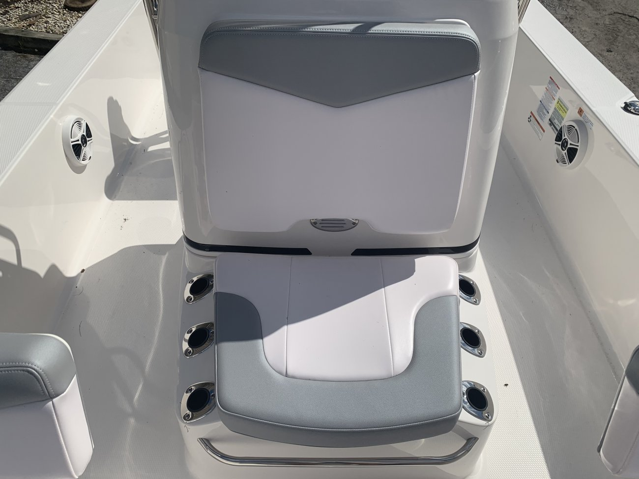 A 206 Cayman Bay Boat is a Power and could be classed as a Bass Boat, Bay Boat, Bowrider, Center Console, Fish and Ski, Flats Boat, Freshwater Fishing, High Performance, Saltwater Fishing, Runabout,  or, just an overall Great Boat!