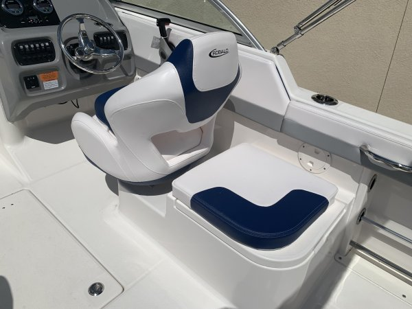 A 227 DUAL CONSOLE is a Power and could be classed as a Bay Boat, Dual Console, Fish and Ski, Freshwater Fishing, Saltwater Fishing, Ski Boat,  or, just an overall Great Boat!