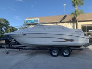 Used 2003 Glastron GS 249SP Cabin Cruiser Power Boat for sale