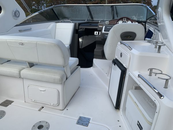 A 2860 Window Express Cabin Cruiser is a Power and could be classed as a Cruiser, Cuddy Cabin, Express Cruiser, High Performance, Houseboat, Motoryacht, Runabout,  or, just an overall Great Boat!