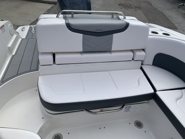 A *Coming SOON 257 SSX OB is a Power and could be classed as a Bowrider, Deck Boat, Dual Console, High Performance, Sedan, Ski Boat, Wakeboard Boat, Runabout,  or, just an overall Great Boat!