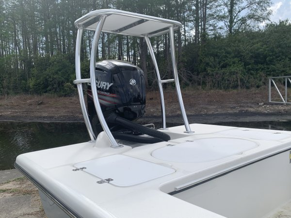 A Mosquito Bay 17 Buzz Skiff is a Power and could be classed as a Bay Boat, Flats Boat, Freshwater Fishing, Saltwater Fishing, Runabout,  or, just an overall Great Boat!