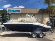 New 2022 Chaparral 21 SSI Power Boat for sale